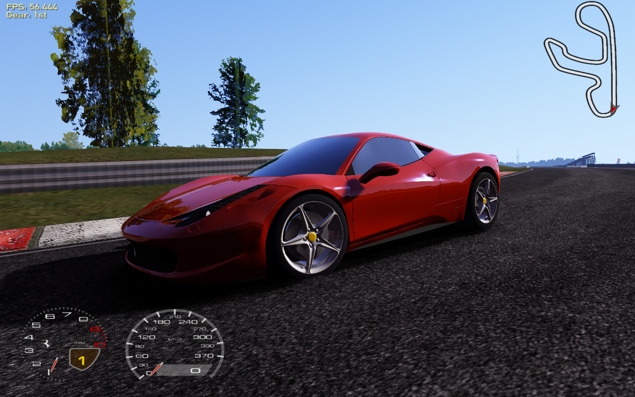 Car Racing Games For  Player Online